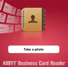 Business Card Reader 3.0