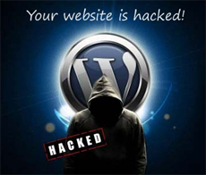 проблема hacked by Badi