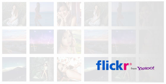 Flickr Badges Widget