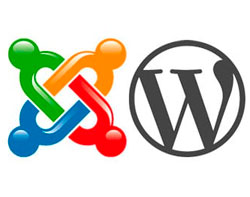 Wordpress и Joomla