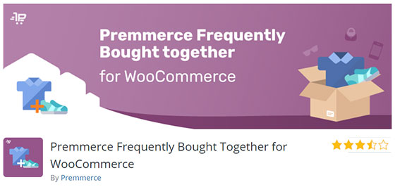 Premmerce Frequently Bought Together for WooCommerce