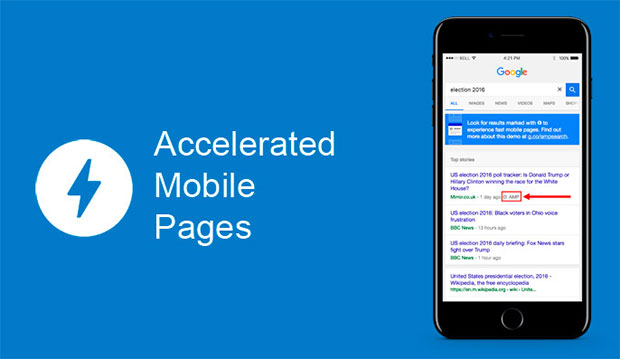 Accelerated Mobile Page (AMP)