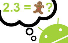 google android 2.3