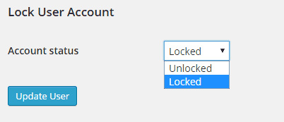 Плагин Account Locker Lite