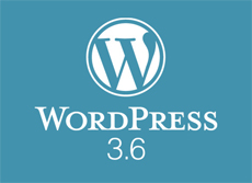 Новый WordPress 3.6