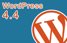 WordPress 4.4