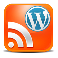 wordpress rss